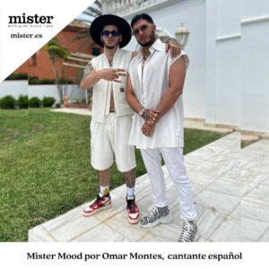 Lee más sobre el artículo Mister Mood con Omar Montes: ¡impresionante el look con las sneakers de Mister Shoes!
